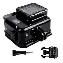 130 Футов Водонепроницаемый Футляр Корпус для Gopro Hero 5 + Сенсорный экран Backdoor Чехол Для Go pro Hero 5 Черный Действий Камеры