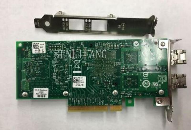 Working For X520-SR2 10GBase PCI Express X8 For E10G42BFSR (Without SFP Receiver) Well Tested Refurbished