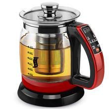 VOSOCO Electric kettle Health preserving pot 1 2L 700W Multifunctional teapot tea pot boiled split glass