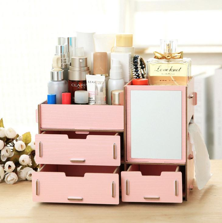 Junejour Container Bead-Tools Casket-Holder Storage-Case Makeup-Organizer Drawer Cosmetic