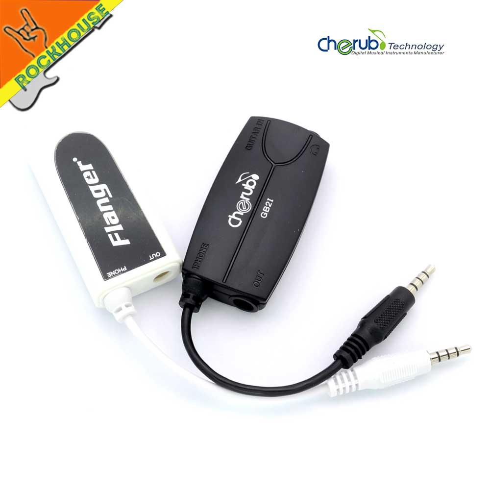 1 adaptador convertidor de interfaz de audio para guitarra convertidor de efectos de pedal afinador l/ínea de conexi/ón adaptador de cable accesorios de guitarra interfaz de audio