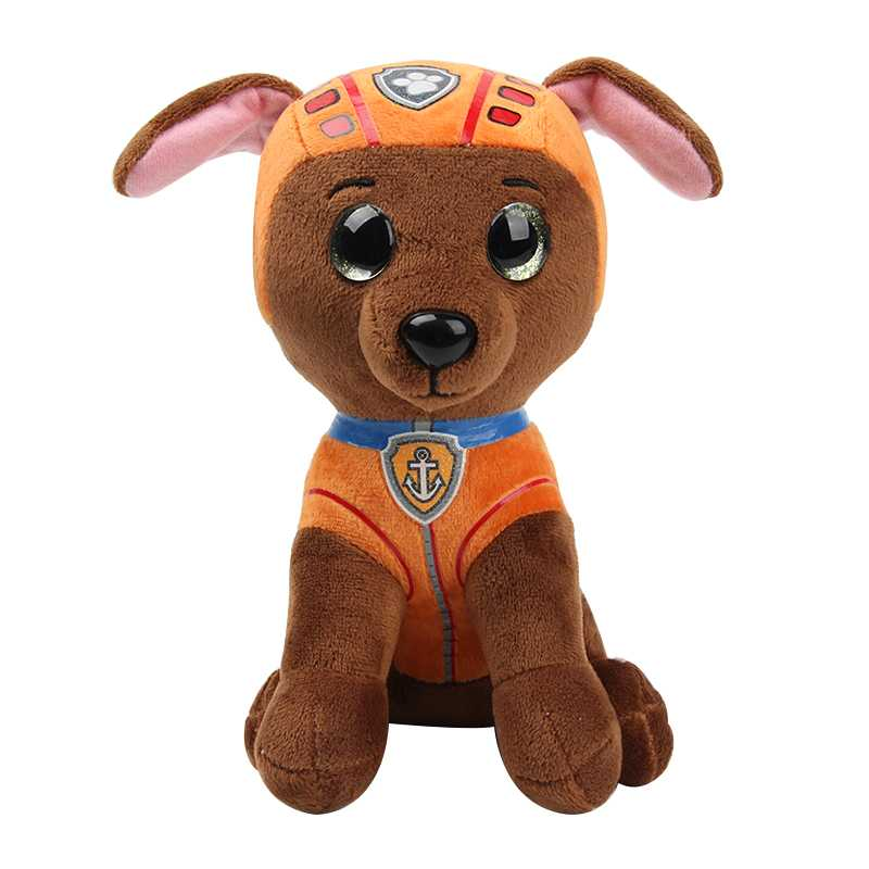 Paw Patrol Dog Puppy Stuffed Plush Doll Skye 6 setPatrulla Canina Action Figures figma Anime figure Toys For Children Best Gift in Movies TV from Toys Hobbies