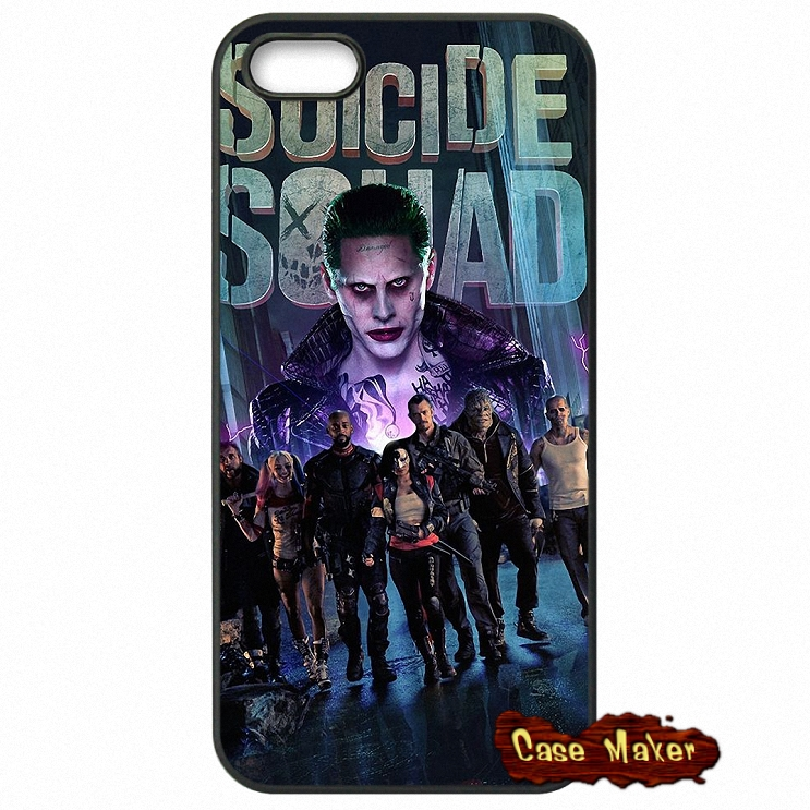Suicide Squad Harley Quinn Phone Cases Cover For Sony Xperia Z Z1 Z2 Z3 Z3  Z4 Z5 Compact M2 M4 M5 C C3 C4 C5 T2 T3 E4-in Half-wrapped Case from  Cellphones ... b6ed8ccc848