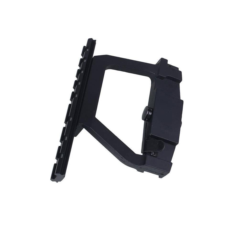Magorui Tactical <font><b>AK47</b></font>/ AK74 Army Force Side Rail <font><b>Mount</b></font> Lock <font><b>Scope</b></font> <font><b>Mount</b></font> QD for Picatinny Rail <font><b>Scope</b></font> Sight image