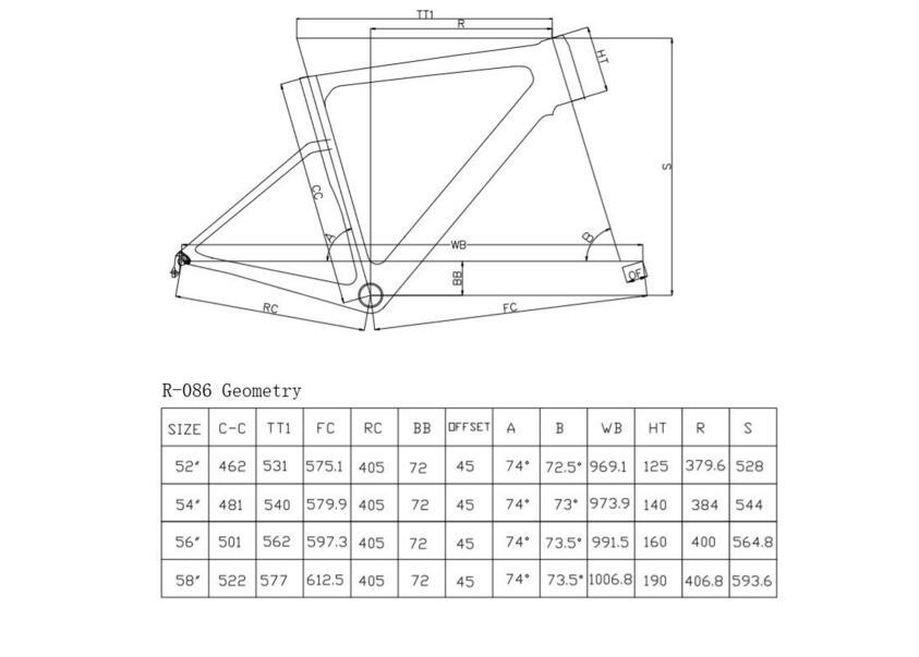 R-086 Geometry
