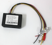 Fiber Optic decoder Adapter Converter For Mercedes Benz CLS/E/S/SL/SLK/CL Class Android 9.0 8.0 DVD GPS for Harman Kardon/Bose
