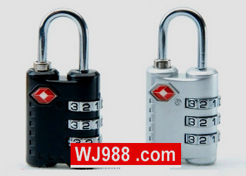 Fechadura Eletronica New Electric Lock Cofre Tsa Hot 2014 Lock 3 Codes Reset Password Bags Partner Boxes Or Gifts b