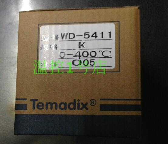 Authentic Temadix / Yuyao temperature Instrument Factory WD-5411 / WD-5000 intelligent temperature control taie thermostat fy800 temperature control table fy800 201000