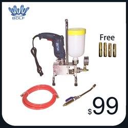 Hochdruck injizieren harz maschine injektion epoxidharz grout pump