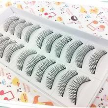 1pack False EyeLash Eyelashes Eye Lashes Makeup (B053)