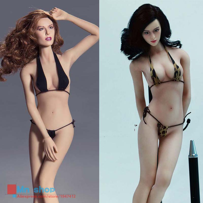 Sexy Phicen 1/6 Super-Flexible Female Seamless Bodywith Stainless Steel Skeleton for 1: 6 figure Doll Toys PLMB2014-S01 S02 sexy phicen 1 6 super flexible female seamless bodywith stainless steel skeleton for 1 6 figure doll toys plmb2014 s01 s02