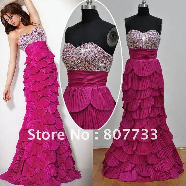 Envío gratis! muestra verdadera P0012 en línea moda 2012 hot pink ...