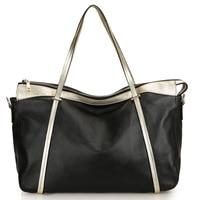 Новый бренд натуральной кожи женские сумки женские бродяг сумки на плечо супер емкость корова кожаные женские сумки Повседневное сумка