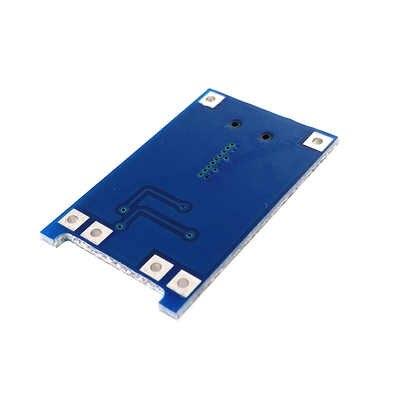 新バージョン 5 V 1A マイクロ USB 18650 リチウム電池の充電ボード充電器モジュール + 保護デュアル機能 Diy ロボット部品キット