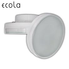 Светодиодная лампа Ecola GX70 LED 10.0W 20.0W Tablet 220V 2800K 4200K матовое стекло 111х42 T7MV10ELC T7MV20ELC T7MW10ELC T7MW20ELC