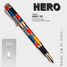 High Quality Color Body Iraurita Fountain Pen luxury ink pens Caneta tinteiro Stationery Office supplies pluma fuente 1014