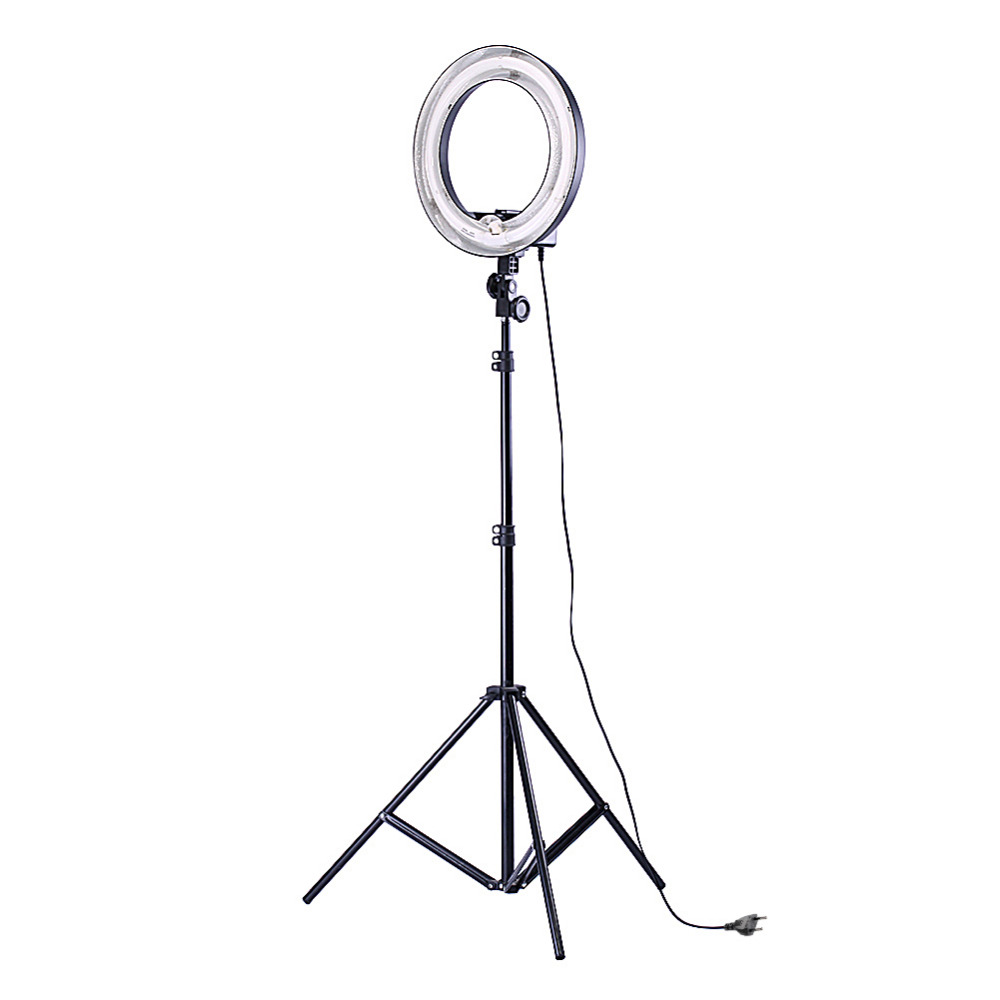 Neewer Photo Camera Kit Fluorescent Ring Flash Light Photographic Fluorescent Lamp Flas Light Ring Light Support for Relfectors