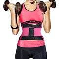 Faja de Neopreno Cintura Trainer Correa ajustable Caliente Corsés Pérdida de Peso Del Vientre Banda de Sudor Cincher Tummy Fat Burner Gridles