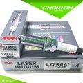 Set(4) NGK 3656 LZFR6AI 3656 Iridium spark plugs , for Grandis outlander / Mitsubishi Galant ,auto candle