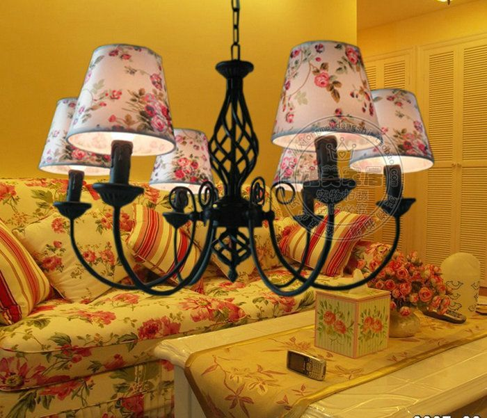 Fashion pendant light brief modern american style living room lights bedroom lamps rustic fabric pendant light набор dnc dnc dn001lwtax60