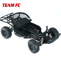 Waterproof Cover Protective Chassis Dirt Dust Resist Guard Cover for 1/5 X-MAXX XMAXX 77076-4 Rc Car Parts S302