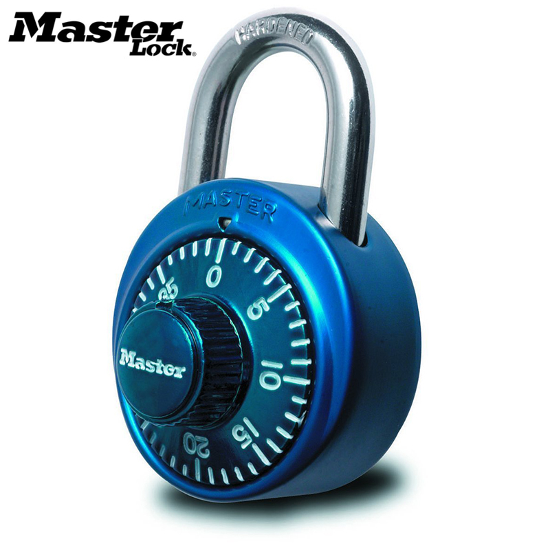 Cabinet Luggage Security Metal Lock Padlock Password Smart for Lock Suitcase Combination Lock for bag  Carousel gym locker lock