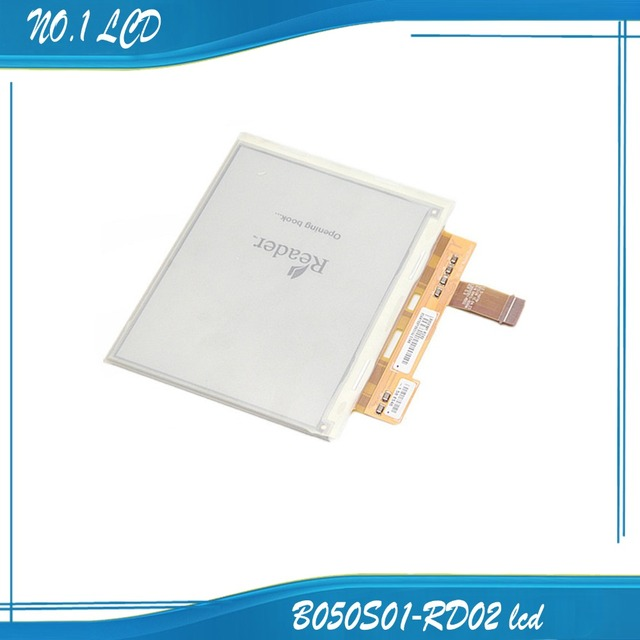 Original LB050S01-RD02 Ebook E-ink lcd screen for sony prs-350 Reader display