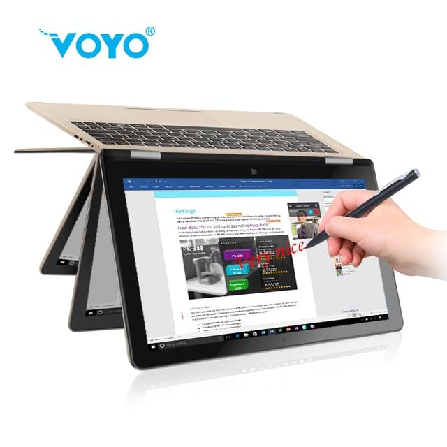 """Nuevo VOYO VBOOK A1 11,6 """"tablet Apollo Lake N3450 Quad Core 4 GB RAM 128GB ROM 1,1-2,2 GHz win10 tablet piezas IPS pantalla ordenador"""