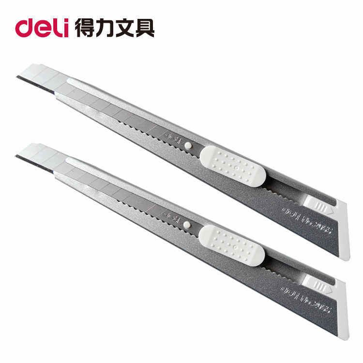 2055 metal iron handle small size American cutter cutting knife wall paper stationery pencil knife