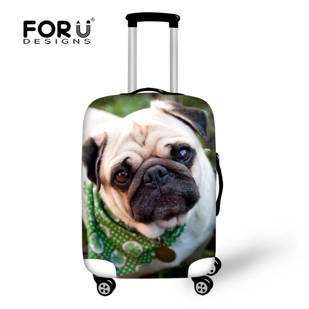 elástica protetora cobre trecho para Large Size Cover : 68*84*3cm For 26-30 Inch Suitcase