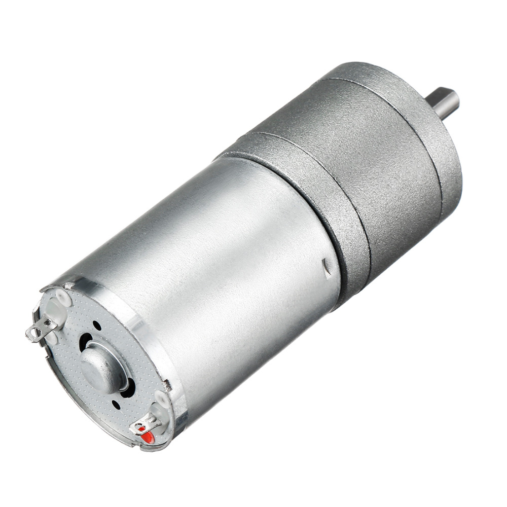 Image 2 - UXCELL Newest DC mini Gear Motor 24V 10mA 17RPM 4.2kg.cm Loading Torque High Temperature Resistance DIY Electrical Appliances-in DC Motor from Home Improvement