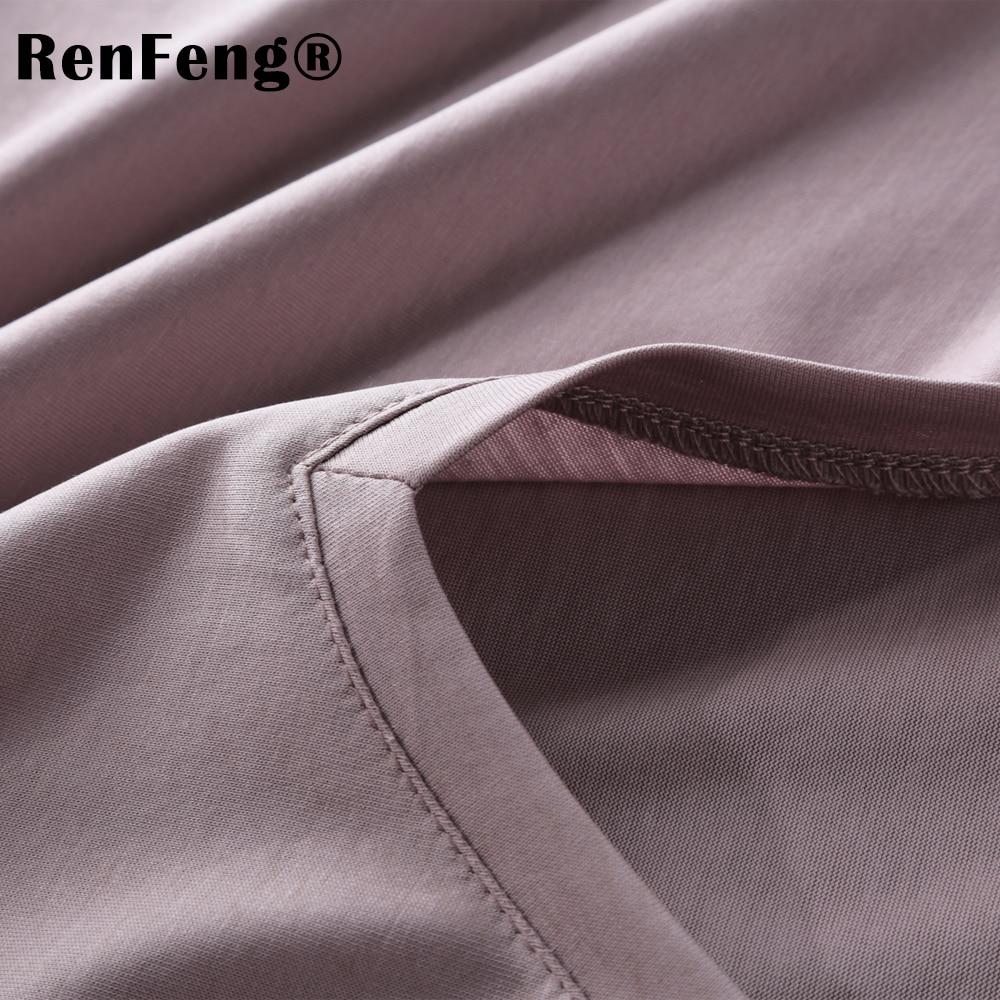 2018 Free Shipping New Summer Pink Gray Black White T shirts Men Short Sleeve Mercerized Cotton T-shirt 4 colors Clothing Brand (5)