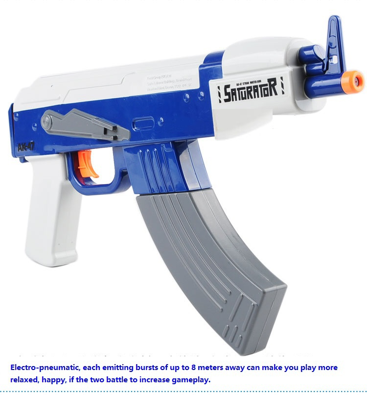 Hot Sale Water Gun Ak 47 Toys, Nerf Pistol, Electronic