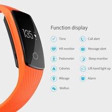 Новая Bluetooth SmartWatch Пульс монитор сердечного ритма сердечной умный Браслет SmartBand