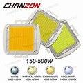 Высокой Мощности ПРИВЕЛО Чип 150 Вт 200 Вт 300 Вт 500 Вт Природных Прохладный Теплый белый SMD LED COB Лампы Свет 150 200 300 500 Вт вт