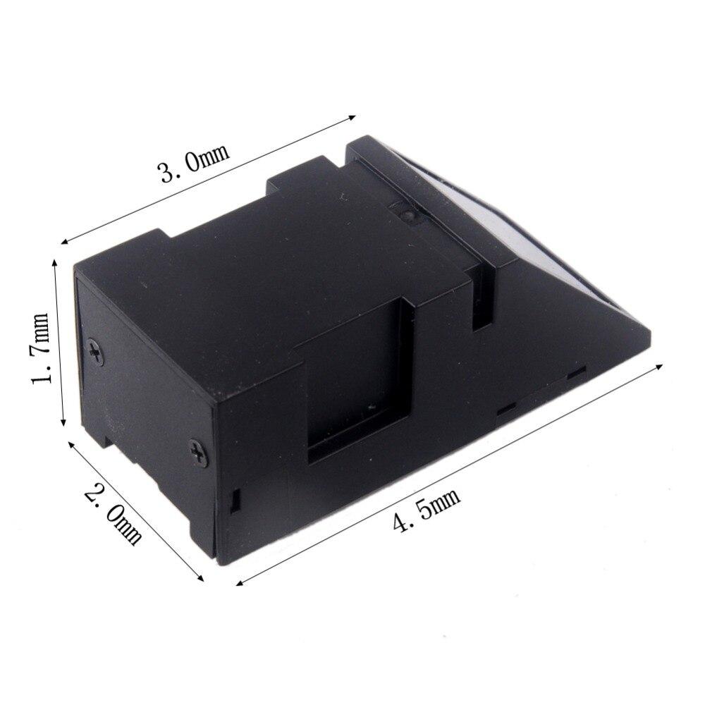RCmall Optical Fingerprint Reader Sensor Module for Arduino Mega2560 UNO R3  51 AVR STM32 Red Light O40 DC 3 8-7V FZ2904