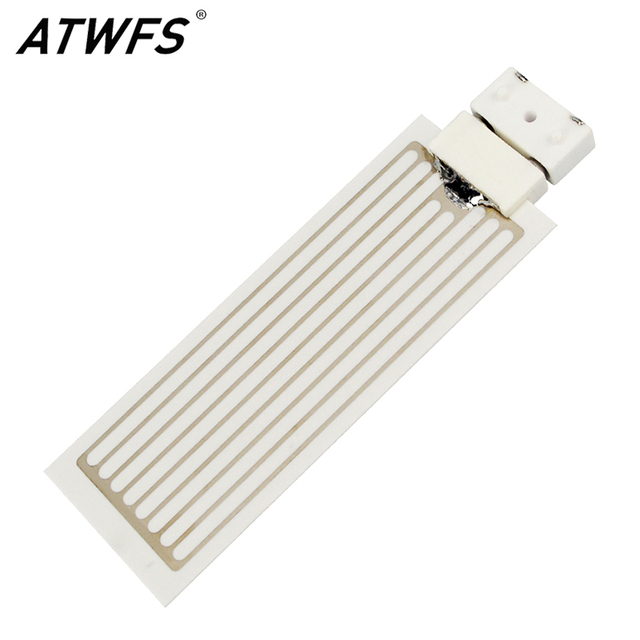 ATWFS High Quality 10g/h Two sided Ozone Generator Ceramic Plate Ozone Generator Parts Air Cleaner Ozone Plate