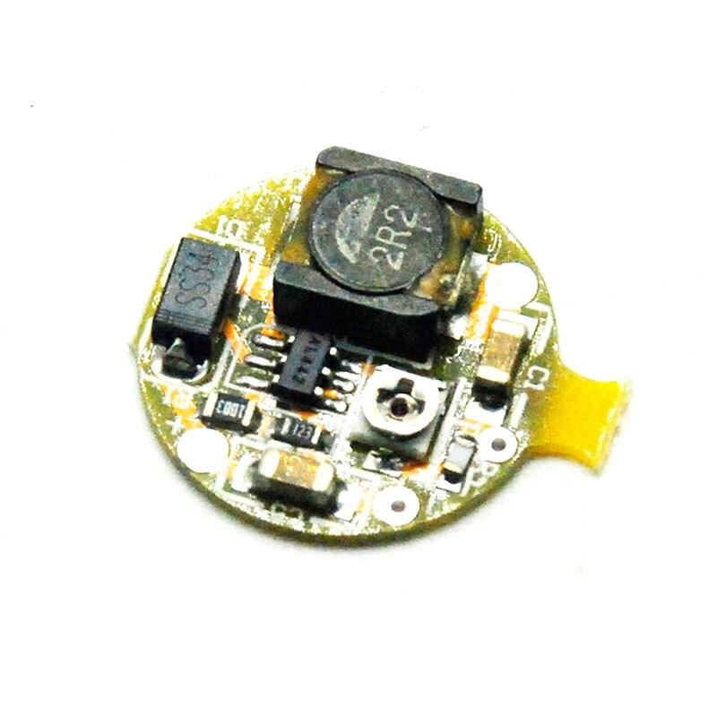 High Power 445nm 447nm 450nm 1W 1.4W Blue Laser Diode Driver Board Circuit 3.7V 17mm Diameter