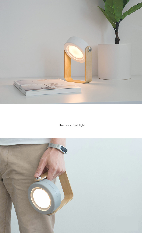 Noturna Lanterna Lâmpada De Leitura Dimmer