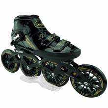 Patines Professional 8layerGlassFiber Boots Inline Roller Skates Slalom Speed Skating Shoes Roller Skates 4 wheels Roller