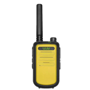 Image 5 - 2PCS מקורי WLN KD C10 ווקי טוקי Uhf 400 470MHz 16 ערוץ מיני שתי דרך רדיו תחנת חזיר רדיו Amador