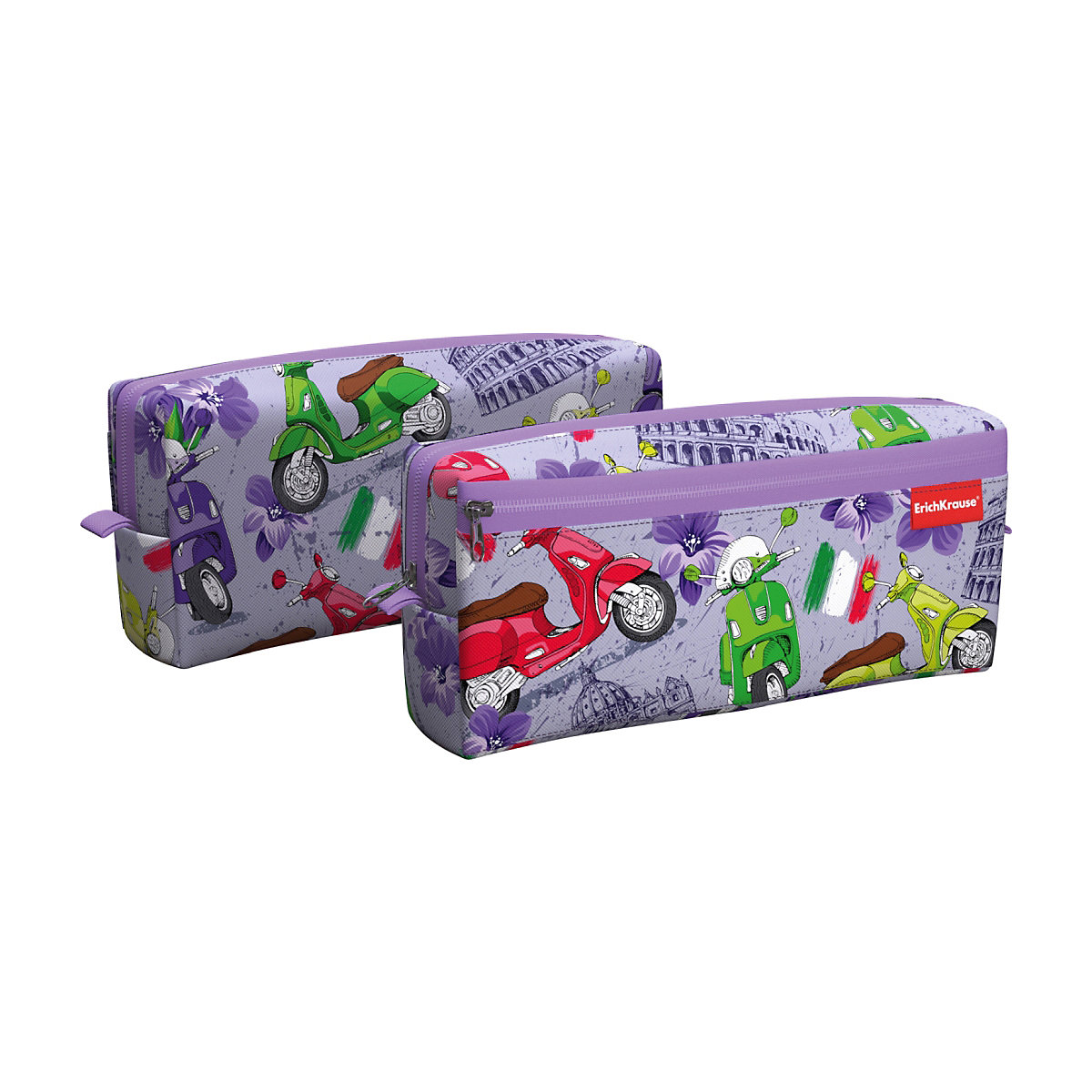 ERICHKRAUSE Pencil Cases 11431228 case office for school  supplies pencil box cosmetic bag MTpromo