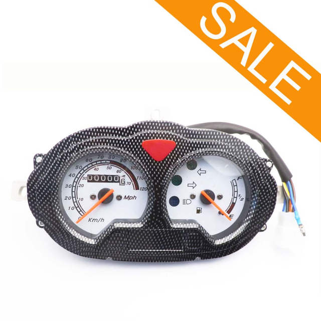 GY6 50cc 80cc 125cc Motorcycle Scooter Moped Speedometer