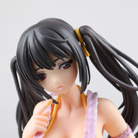 15cm Alphamax Skytube Cover Girl Shirt Off Style Anime Naked Big Boobs Breast Sex Adult Toys Action Collection Model Figures