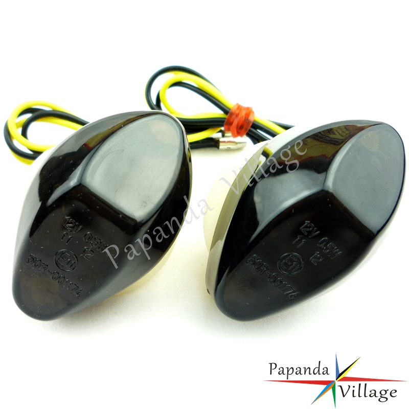 Motorbike Flush Mount 15x LED Turn Signals Indicators For Honda CBR600RR 600F 900RR 1000RR CB919F 1000R Hornet 600 900 SP1 SP2