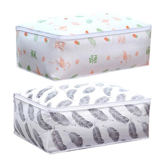 NEW Easy Quilt / Blanket Storage Bag For Home
