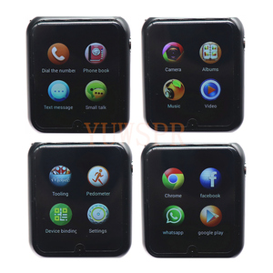 Image 5 - Children Tracker 3G Smart Watches Wifi GPS LBS Location SD Memory Card WhatsApp Facebook Play Music Tracking Child Clock V5W/V7W
