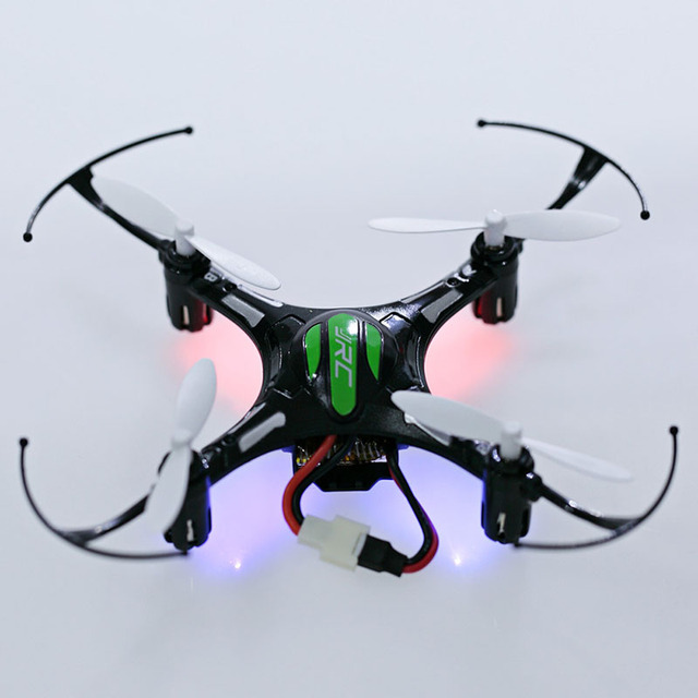 Brand New RC Drone JJRC H8 RC Quadcopter with 360 Degree Rollover Function Headless Mode 6 Axis Gyro 2.4GHz 4CH Fly Helicopter