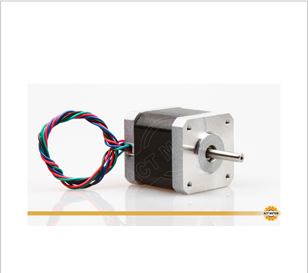1PC Nema17 17HS5425B24 Schrittmotor Dual Shaft 2.5A 48mm 4800g.cm  ACT MOTOR
