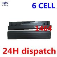Hsw 5200 мАч 6 Cell ноутбук Батарея для Dell Inspiron 1464 1564 1764 05Y4YV 0FH4HR 451-11467 5yryv 9jjgj JKVC5 nkdwv trjdk Bateria